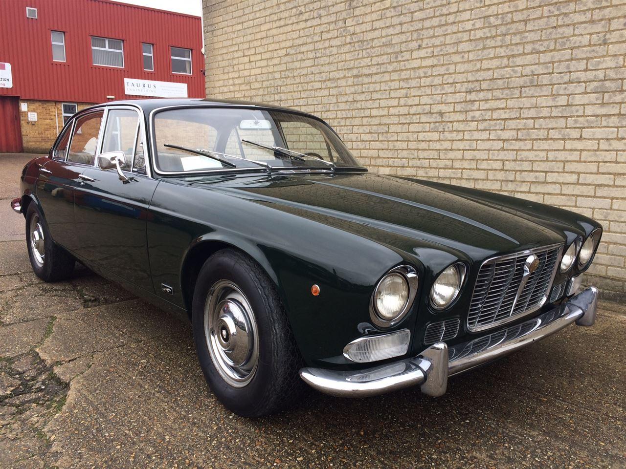 1969 Jaguar Series 1 XJ6 4.2