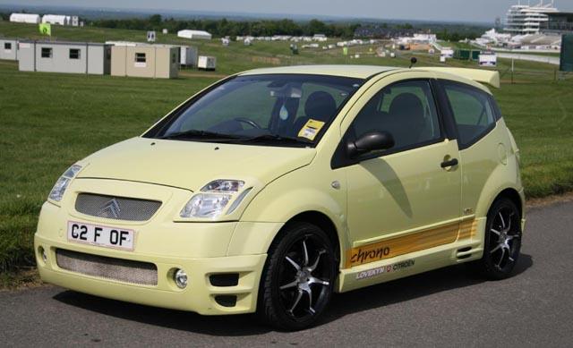 2004 citroen c2 rally special rh barons auctions com Citroen C3 Citroen C6