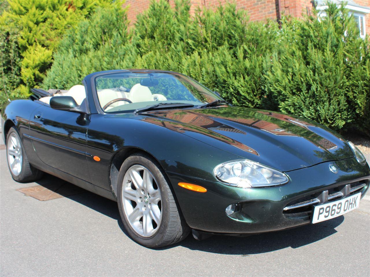 Jaguar Heritage Clic And Sports Cars 15 Sep 2018 1997 Xk8 Convertible