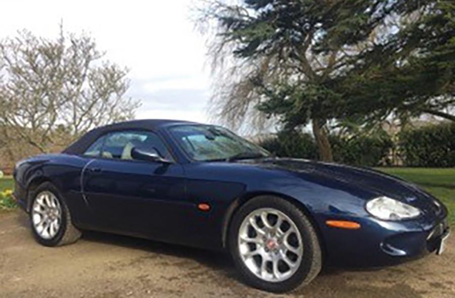 Autumn Clic 20th Anniversary 27 Oct 2018 1999 Jaguar Xkr Convertible