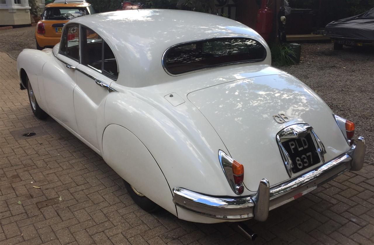 1954 Jaguar MK VII M - MOVED TO DECEMBER AUCTION