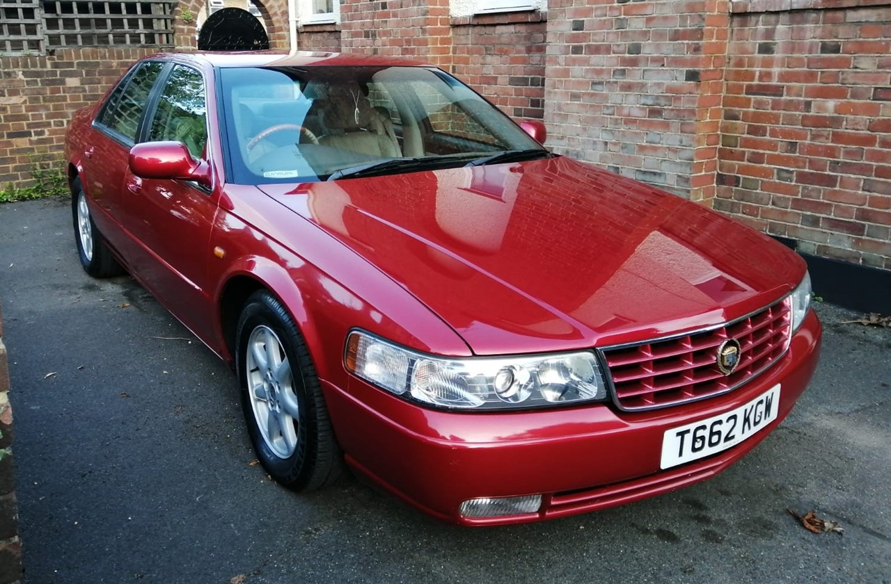 Jaguar Heritage Classic And Sports Cars 22 Sep 2020 1999 Cadillac Seville Sts V8