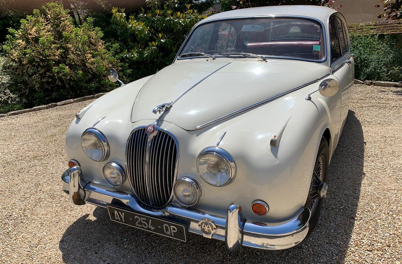 Summer Classic: 14 Jul 2020 - 1961 Jaguar Mk II 3.8 Manual ...