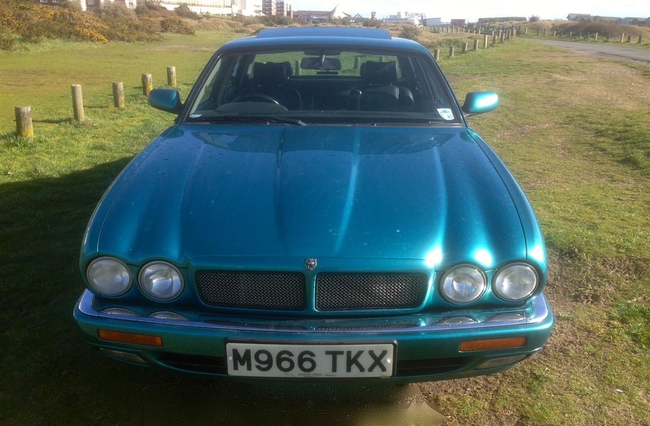 Summer Classic: 14 Jul 2020 - 1995 Jaguar XJR
