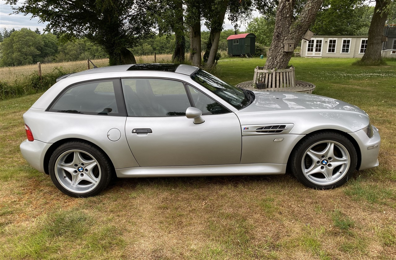 Summer Classic: 14 Jul 2020 - 1999 BMW Z3 M Coupe