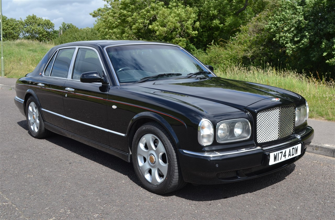 September Micro Auction 02 Sep 2020 2000 Bentley Arnage Red Label