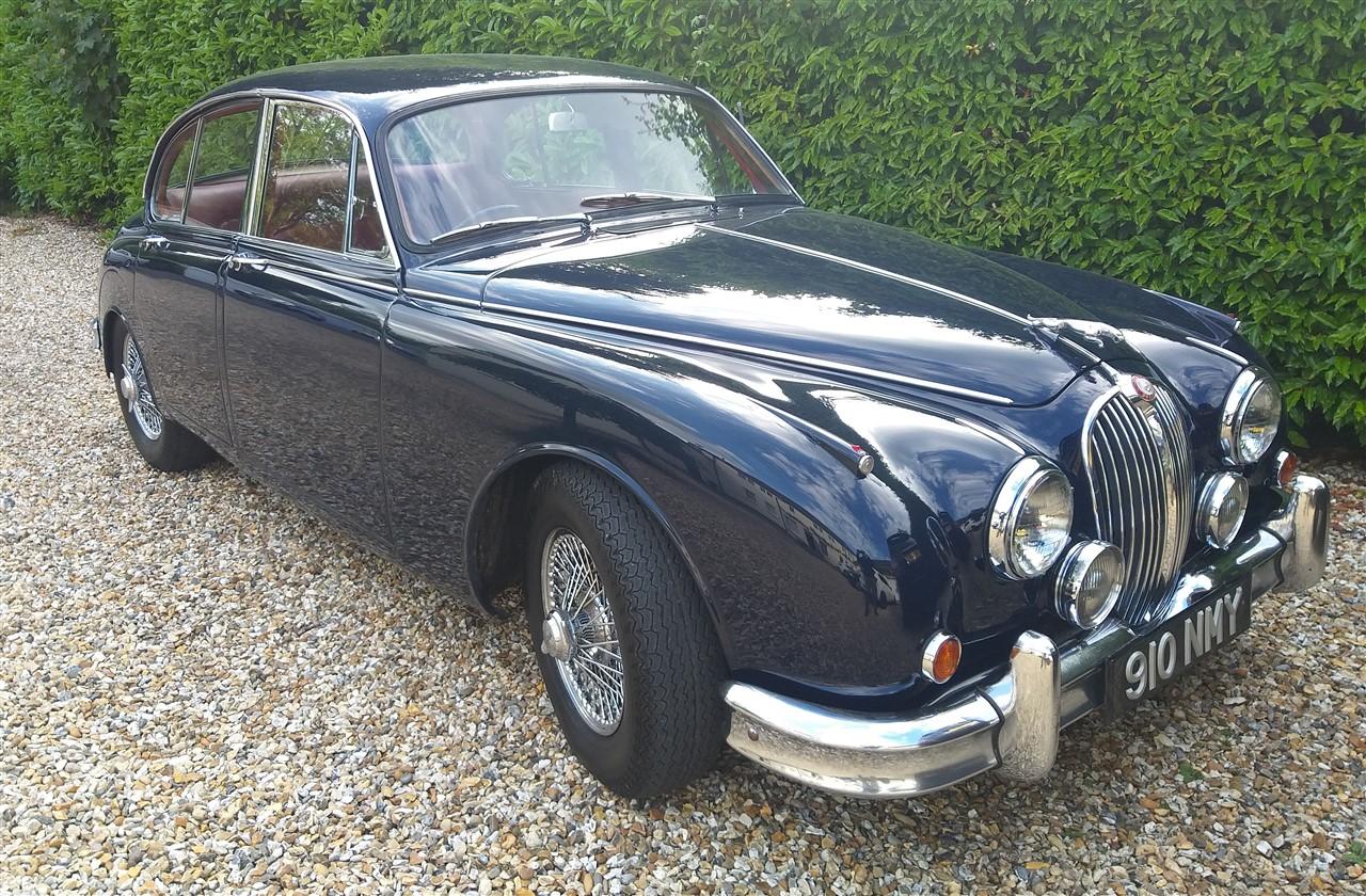 September Micro-Auction: 02 Sep 2020 - 1960 Jaguar MK II 3.8 Manual