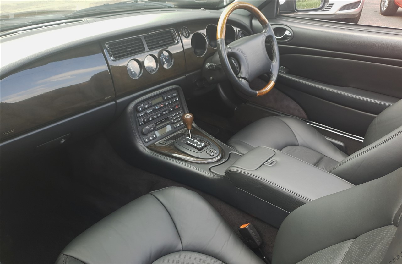 Spring Classic: 20 Apr 2021 - 1999 Jaguar XKR Convertible