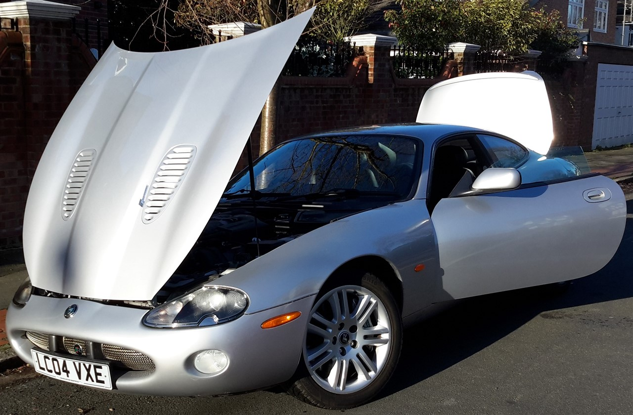 Spring Classic: 20 Apr 2021 - 2004 Jaguar XKR 4.2