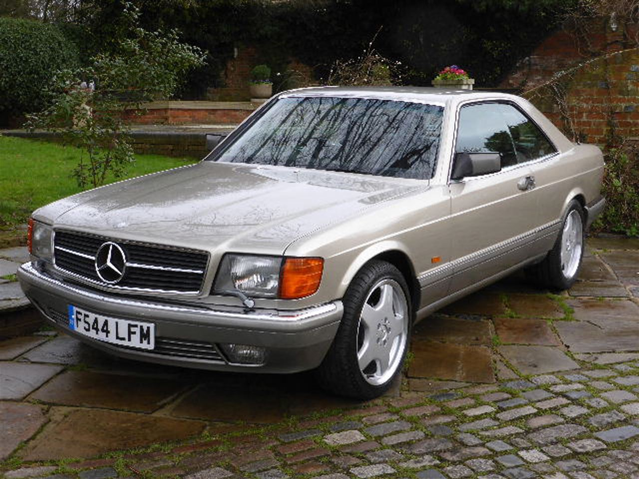 Spring Classic.: 06 Apr 2016 - 1989 Mercedes 500 SEC