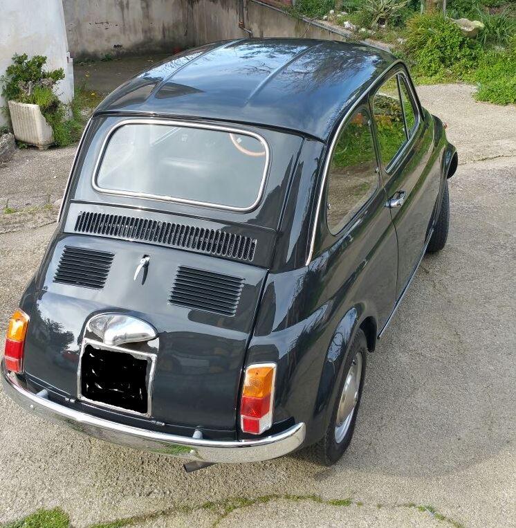 1971 Fiat 500F Francis Lombardi My Car Limited Edition
