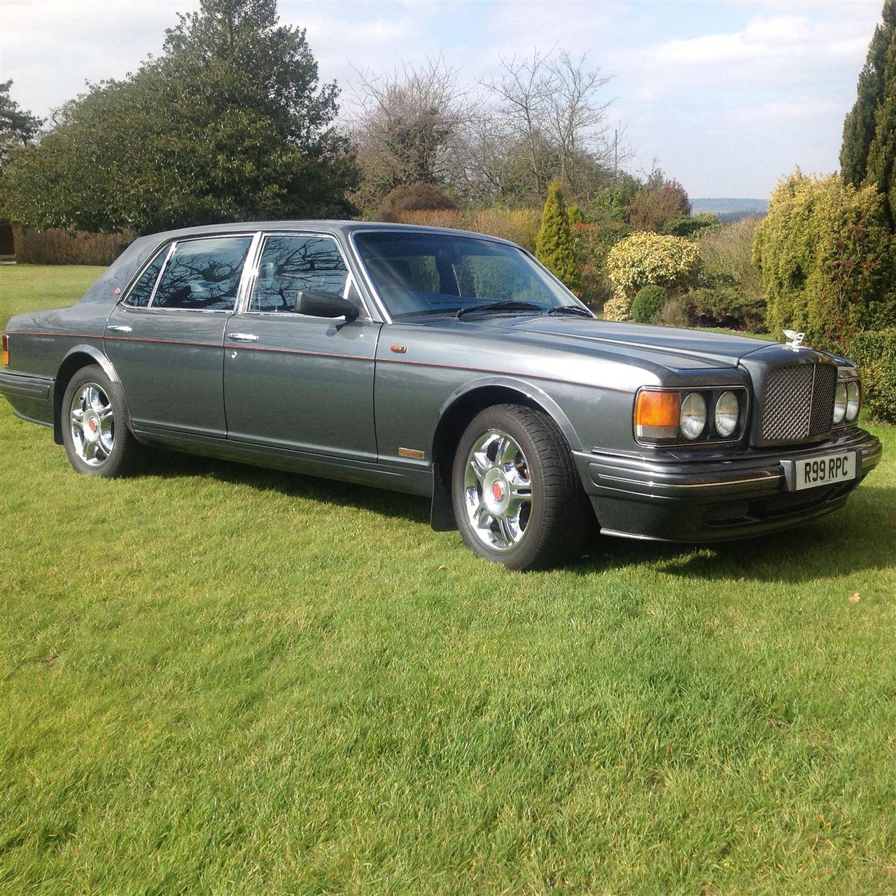 1998 Bentley Turbo RT Olympian