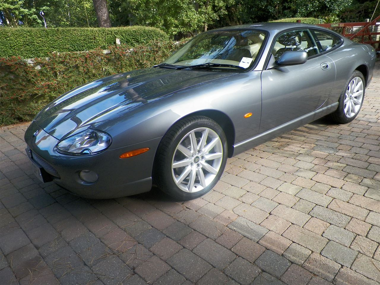 2005 Jaguar XK8 Coupe