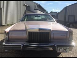 Lincoln Continental MkV - Click to view