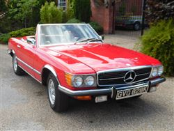 Mercedes-Benz 350SL - Click to view
