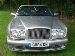 Bentley Continental Sedanca SC - Click to view