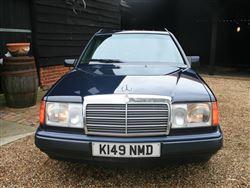 Autumn Classic - 20th Anniversary: 27 Oct 2018 - 1993 Mercedes-Benz