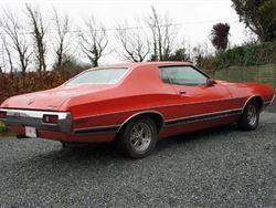 International Ford Show 30 Apr 2016 1972 Ford Gran Torino Sport