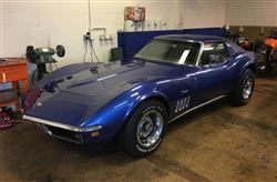 Chevrolet Corvette - Click to view