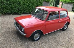 Mini Clubman Saloon