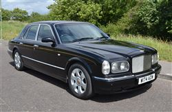 Bentley Arnage Red Label - Click to view