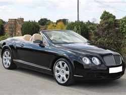 Bentley Continental GTC 1 - Click to view