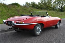 Jaguar Series 1 E Type Roadster