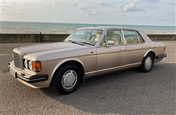 Bentley Turbo R - Click to view